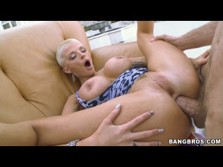 Joslyn James - Joslyn James Does Anal!